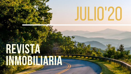 Newsletter Inmobiliaria Julio 2020
