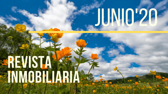 Newsletter Inmobiliaria Junio 2020